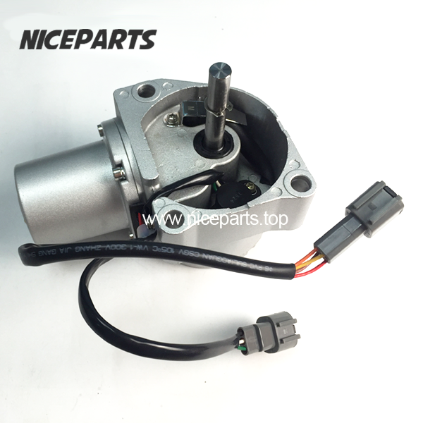 Throttle Motor 4360509 for 6BG1 Engine Actuator Electronic Motor EX200-5 Excavator Replacement Parts