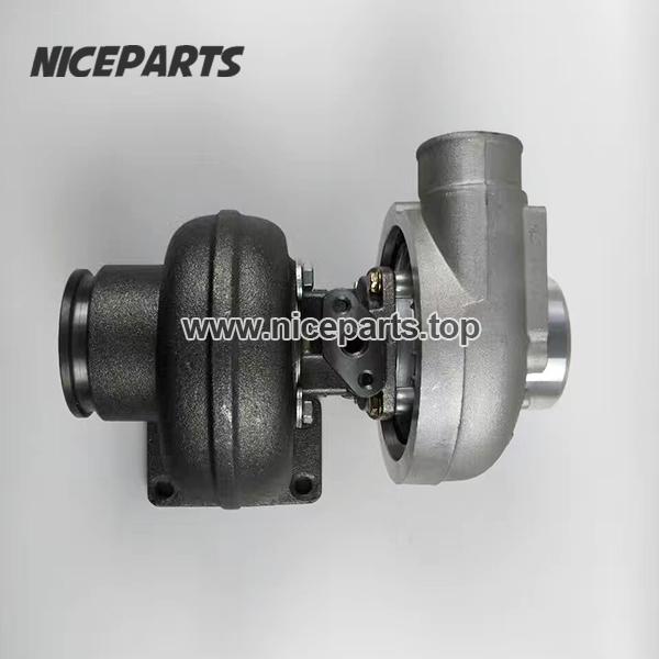 4D102 Diesel Engine Turbocharger PC120-6 Turbo 6732-81-8100 4051240 3592102 Excavator Parts