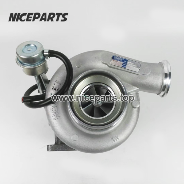 6D114 Turbo Charger Assy HX40W 6743-81-8040 Excavator PC360-7 Diesel Engine Parts Turbocharger