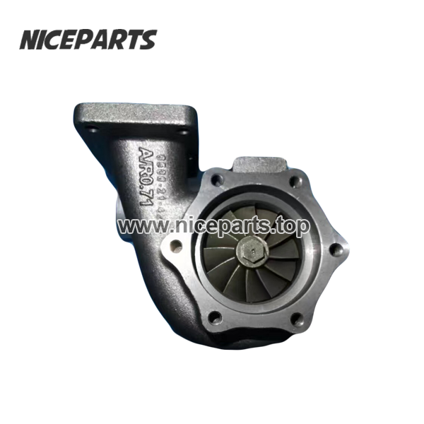6D125 Engine Turbo Charger 6156-81-8170 Turbocharger Excavator Parts for PC400-7 PC400-8