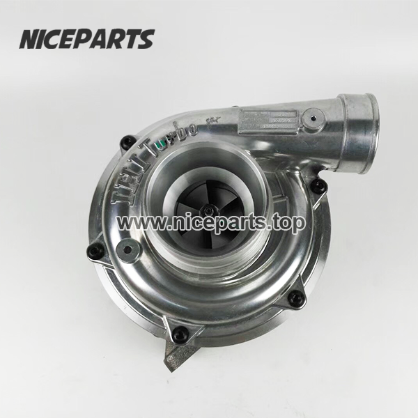 6HK1 Turbo Charger Assy 114400-3900 Excavator Diesel Engine Parts Turbocharger