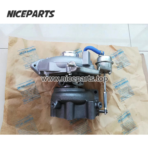 J05E SK200-8 Turbocharger 24100-4631 Excavator Parts Turbo Charger