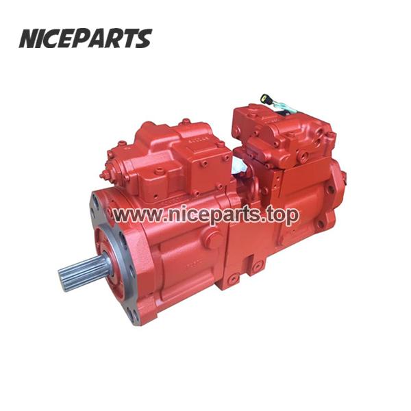Excavator K5V80 K5V80DT Main Pump EC170 EC180 Kawasaki Hydraulic Piston Pump