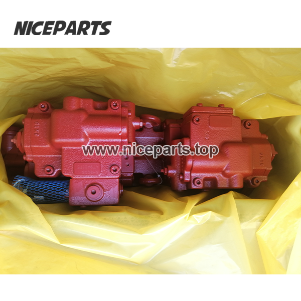 K3V63DT kawasaki Hydraulic Pump for Excavator Main Pump K3V63