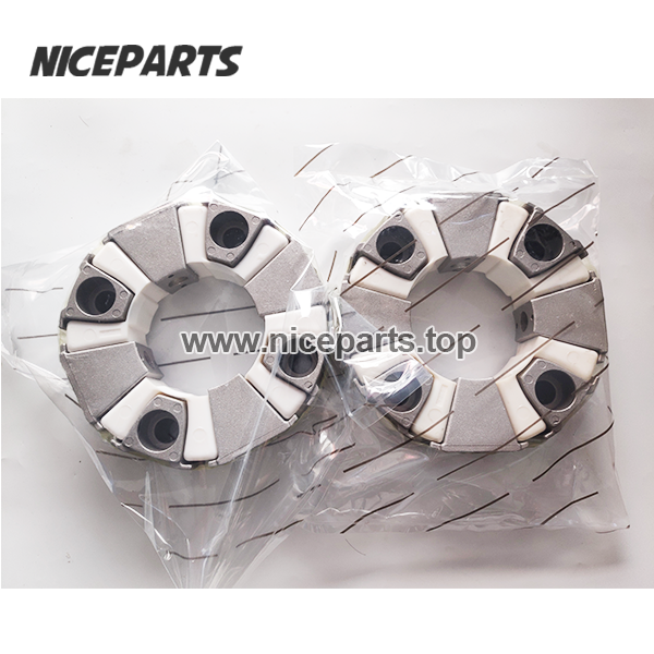 110H Coupling Assy for Excavator Element-Coupling