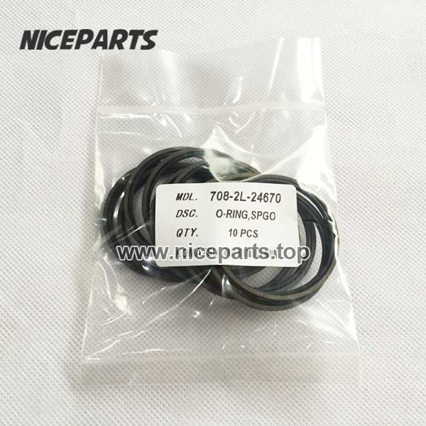 O Ring 708-2L-24670 Rings Seals for Excavator