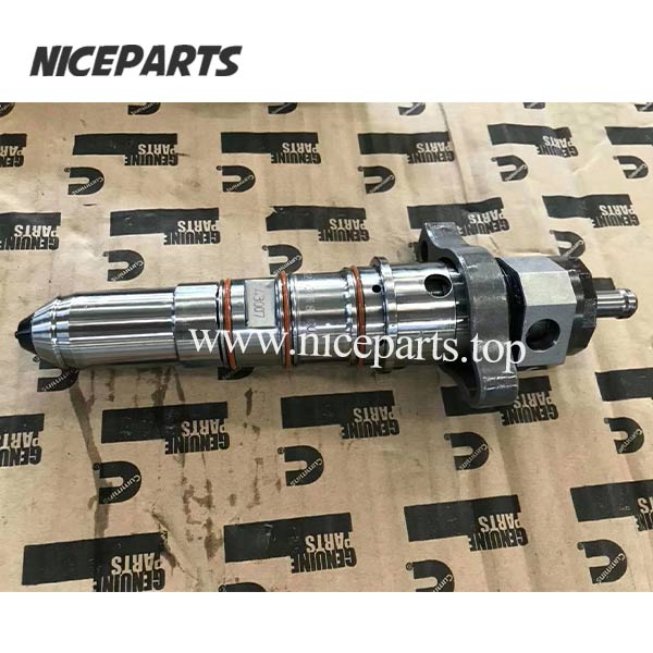 3095773 Injector for Cummins Diesel Engine KTA19 Nozzle Fuel Injector Excavator Spare Parts