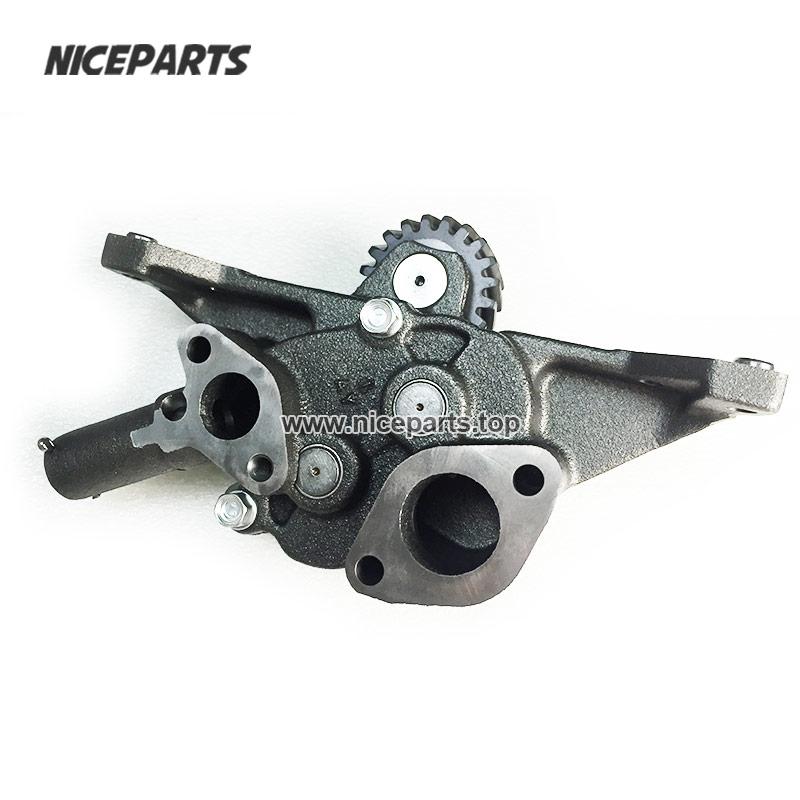 1131002010 Oil Pump 6RB1 Engine Parts for EX400-5 Excavator 113100-2010 1-13100-201-0 1-13100201-0