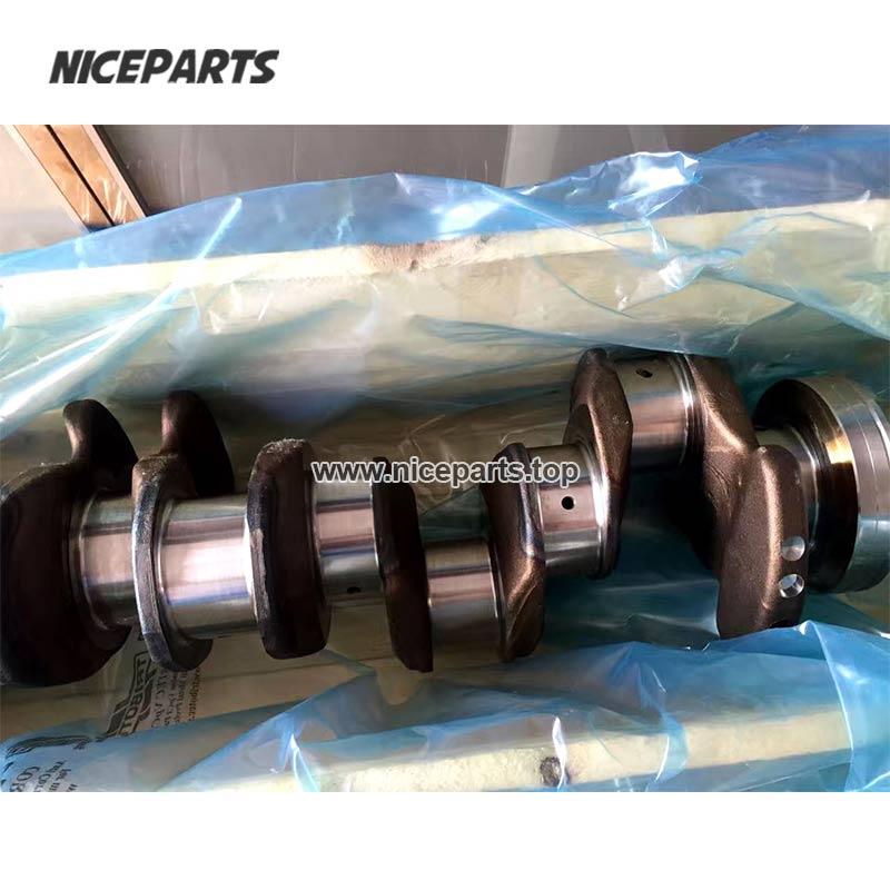 D13 Engine Parts Crankshaft VOE 20486222 22235114 for EC380D EC480D