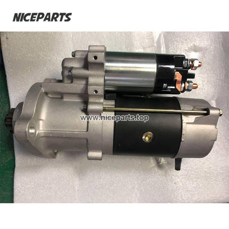Excavator PC400-6 Starter Motor 6D125 24V