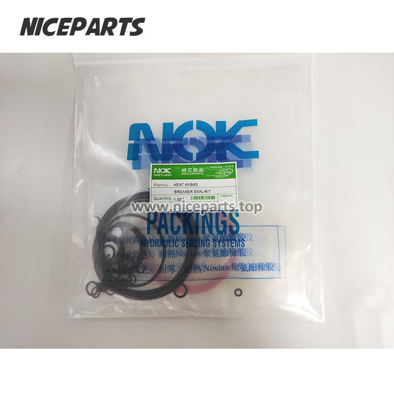 Kent KHB8G Hydraulic Breaker Seal Kit Hammer Repair Kit