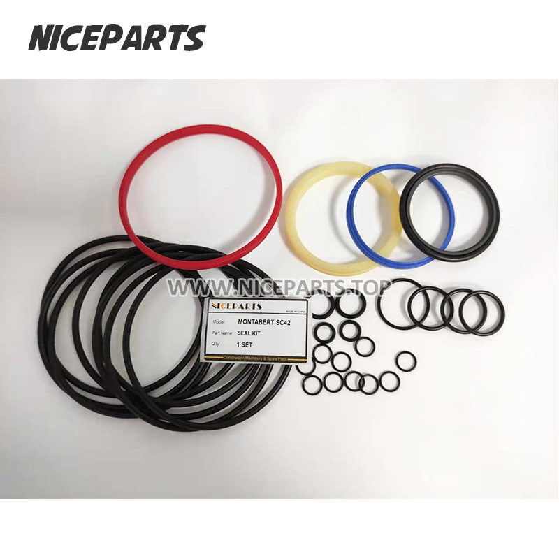 Montabert SC42 Hydraulic Breaker Seal Kit